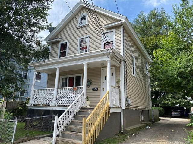 412 Blatchley Avenue, New Haven, CT 06513 (MLS #170433759) :: Linda Edelwich Company Agents on Main