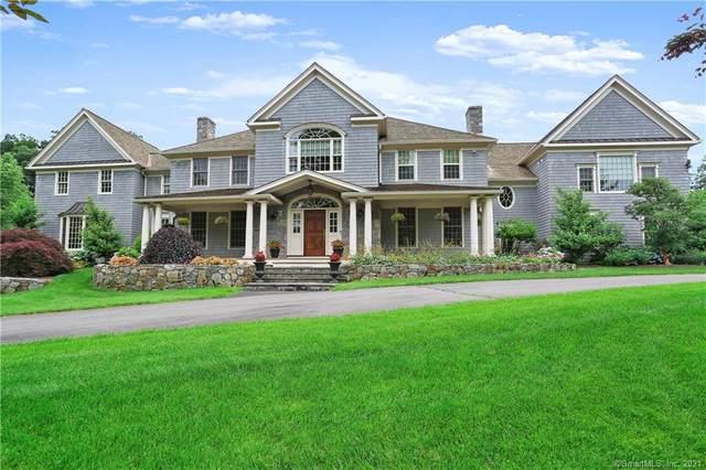 64 Old Redding Road, Weston, CT 06883 (MLS #170433798) :: GEN Next Real Estate
