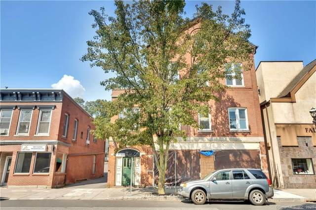 100 Church Street, Naugatuck, CT 06770 (MLS #170433810) :: Kendall Group Real Estate   Keller Williams