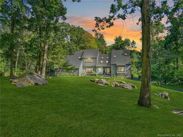 54 Merriebrook Lane, Stamford, CT 06902 (MLS #170433872) :: GEN Next Real Estate