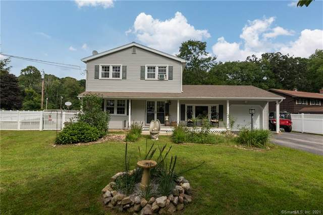 773 Old Colchester Road, Montville, CT 06382 (MLS #170433939) :: Linda Edelwich Company Agents on Main