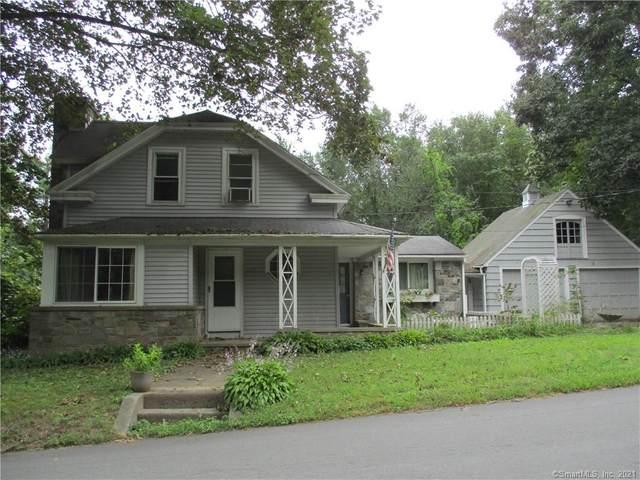 445 W Thompson Road, Thompson, CT 06255 (MLS #170433961) :: Chris O. Buswell, dba Options Real Estate