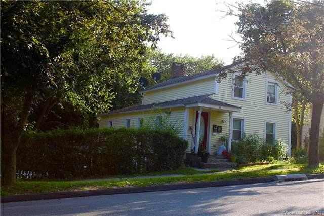 32 Franklin Street, Danbury, CT 06810 (MLS #170433977) :: Linda Edelwich Company Agents on Main