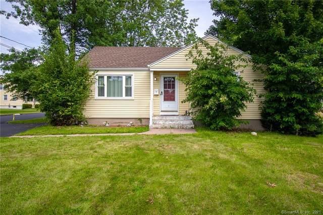 1 Bristol Street, Wethersfield, CT 06109 (MLS #170433994) :: GEN Next Real Estate