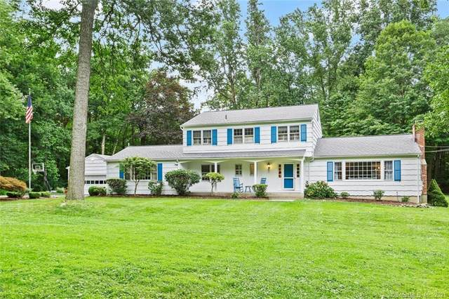 55 Cavalry Hill Road, Wilton, CT 06897 (MLS #170434040) :: GEN Next Real Estate