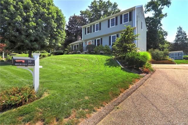 10 Shortell Drive, Ansonia, CT 06401 (MLS #170434047) :: Kendall Group Real Estate | Keller Williams