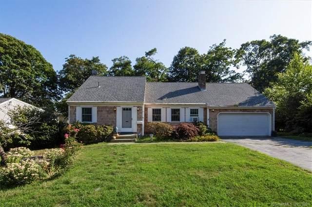 17 Burrows Street, Groton, CT 06355 (MLS #170434057) :: Michael & Associates Premium Properties | MAPP TEAM