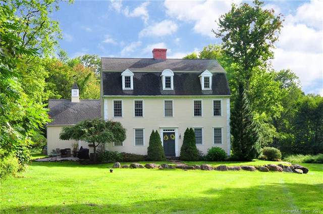 9 Moosehorn Hill Road, Granby, CT 06090 (MLS #170434076) :: Linda Edelwich Company Agents on Main
