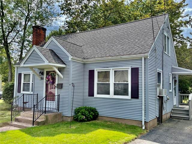 32 Edison Road, Manchester, CT 06040 (MLS #170434104) :: Chris O. Buswell, dba Options Real Estate