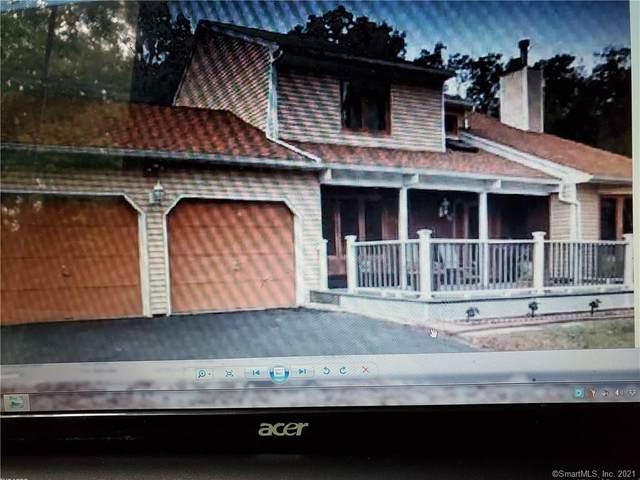49 Larrow Drive, Windham, CT 06256 (MLS #170434134) :: GEN Next Real Estate