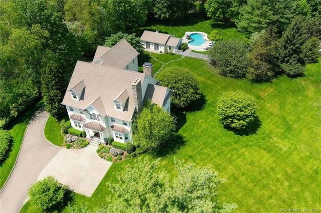 66 Drum Hill Road, Wilton, CT 06897 (MLS #170434222) :: GEN Next Real Estate
