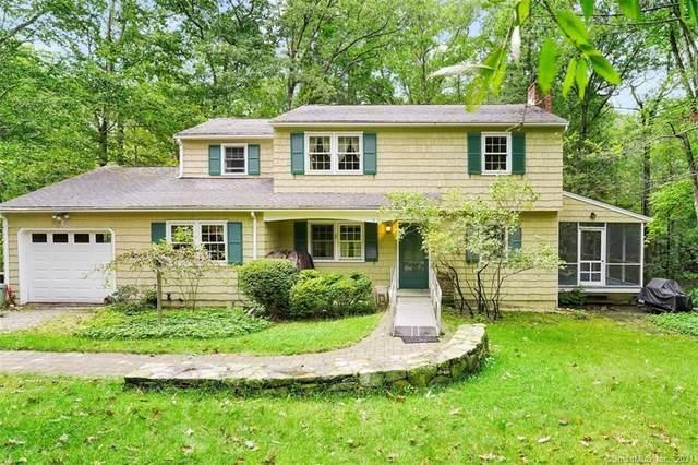 28 Bruschi Lane, Ridgefield, CT 06877 (MLS #170434233) :: Spectrum Real Estate Consultants