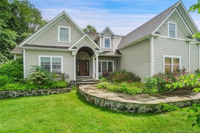 150 Triangle Street, Danbury, CT 06810 (MLS #170434300) :: GEN Next Real Estate