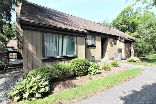 696A Heritage Village A, Southbury, CT 06488 (MLS #170434308) :: GEN Next Real Estate