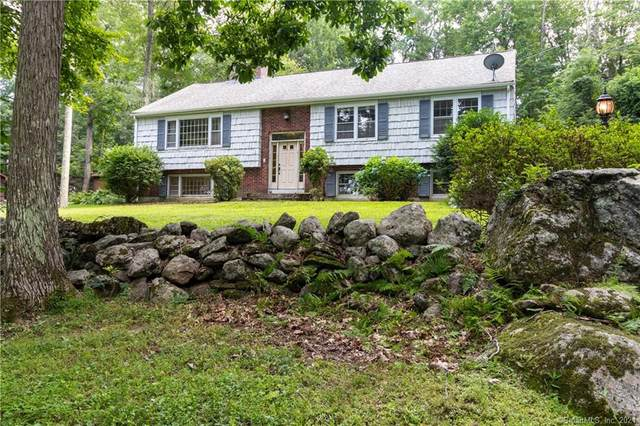 45 Country Lane, Canton, CT 06019 (MLS #170434327) :: Linda Edelwich Company Agents on Main