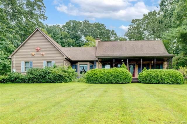 236 Oakwood Drive, Windham, CT 06280 (MLS #170434358) :: GEN Next Real Estate