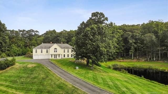 562 Redding Road, Redding, CT 06896 (MLS #170434359) :: Michael & Associates Premium Properties | MAPP TEAM