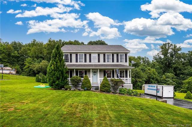 32 Country Hollow Road, Naugatuck, CT 06770 (MLS #170434369) :: Linda Edelwich Company Agents on Main