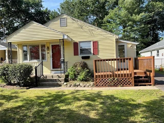 44 Lyondale Road, Newington, CT 06111 (MLS #170434386) :: GEN Next Real Estate