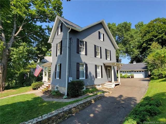 55 Jefferson Avenue, Danbury, CT 06810 (MLS #170434397) :: Michael & Associates Premium Properties | MAPP TEAM