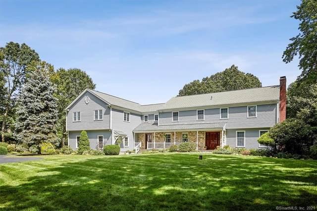192 Range Road, Wilton, CT 06897 (MLS #170434400) :: GEN Next Real Estate