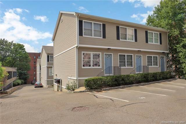 48 Strawberry Hill Avenue #10, Stamford, CT 06902 (MLS #170434429) :: Around Town Real Estate Team