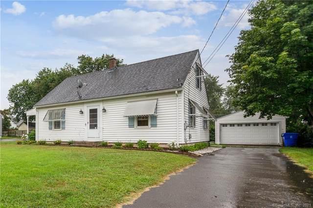 7 Francis Avenue, Enfield, CT 06082 (MLS #170434468) :: GEN Next Real Estate