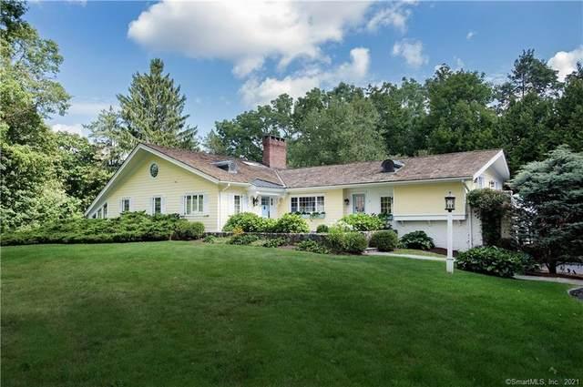 24 Lewis Drive, Ridgefield, CT 06877 (MLS #170434535) :: Tim Dent Real Estate Group