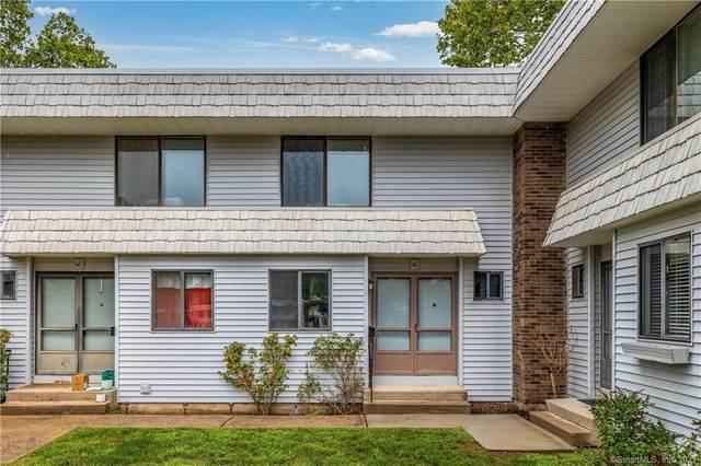 16 Pine Court #16, Cromwell, CT 06416 (MLS #170434540) :: GEN Next Real Estate