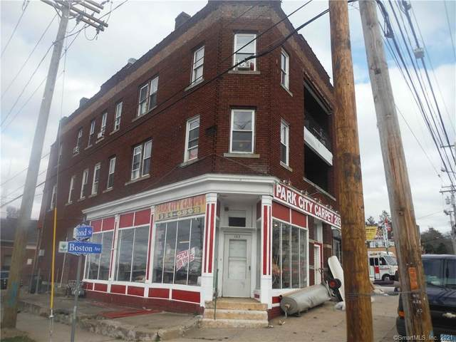 1317 Boston Avenue, Bridgeport, CT 06610 (MLS #170434573) :: Linda Edelwich Company Agents on Main