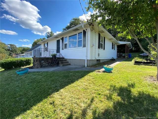 106 Esther Avenue, Waterbury, CT 06708 (MLS #170434587) :: GEN Next Real Estate