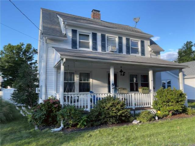 49 Thompson Hill Road, Milford, CT 06460 (MLS #170434600) :: Kendall Group Real Estate | Keller Williams