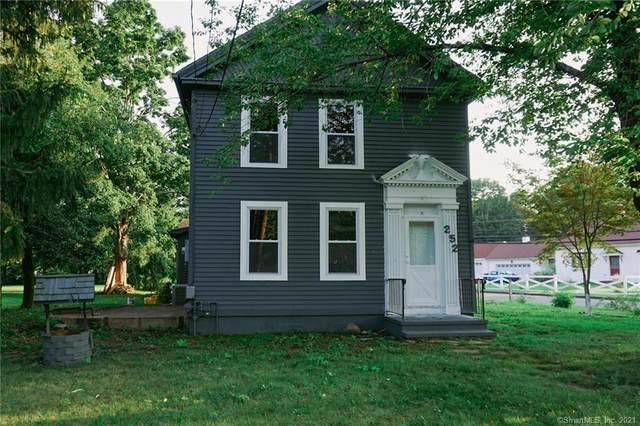 252 Main Street, Meriden, CT 06451 (MLS #170434611) :: GEN Next Real Estate