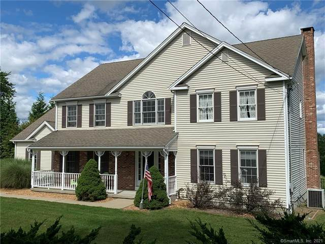 117 Hurds Hill Road, Woodbury, CT 06798 (MLS #170434624) :: Kendall Group Real Estate | Keller Williams