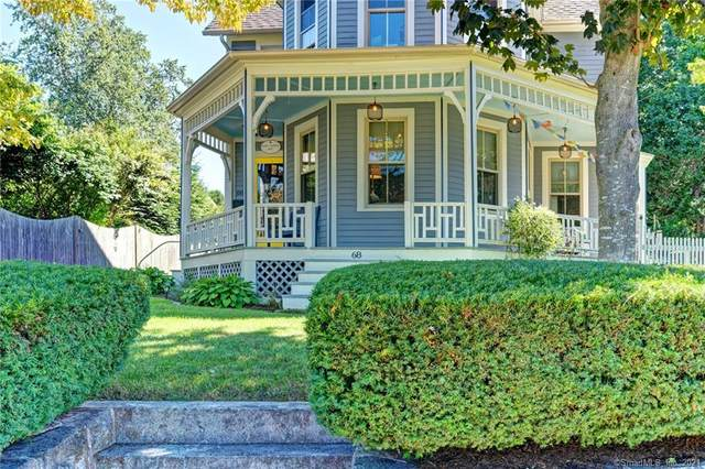 68 Ramsdell Street, Groton, CT 06340 (MLS #170434625) :: Kendall Group Real Estate | Keller Williams