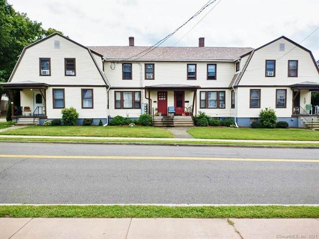 150 Cooper Hill Street #150, Manchester, CT 06040 (MLS #170434632) :: Next Level Group