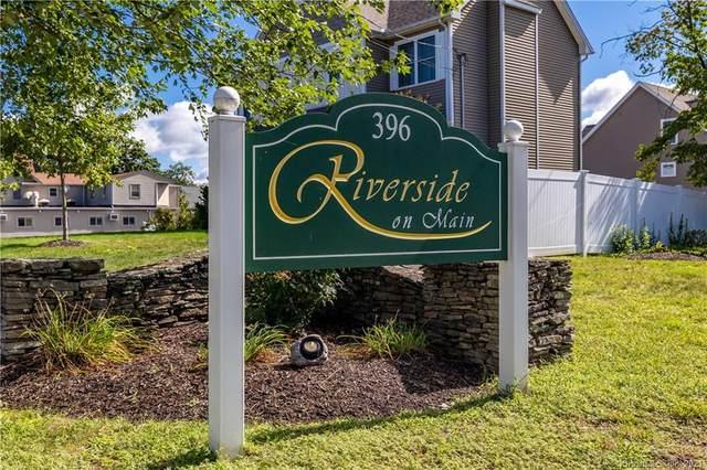 396 Main Street #3, Wallingford, CT 06492 (MLS #170434648) :: GEN Next Real Estate