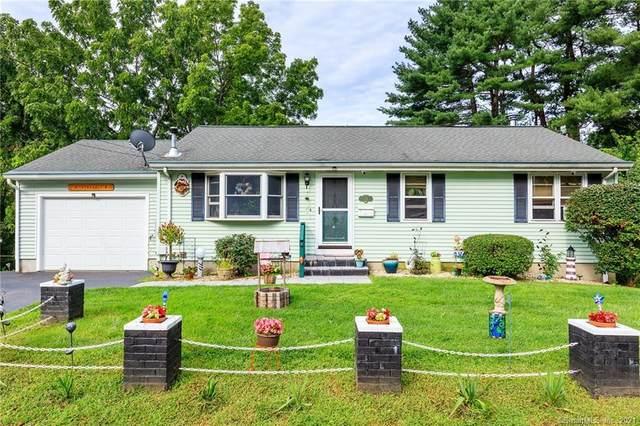 124 Woodside Street, Putnam, CT 06260 (MLS #170434654) :: GEN Next Real Estate