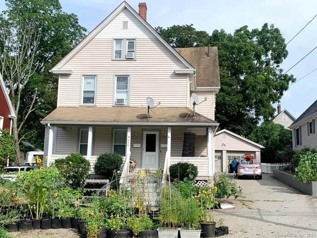 438 Laurel Hill Avenue, Norwich, CT 06360 (MLS #170434657) :: GEN Next Real Estate