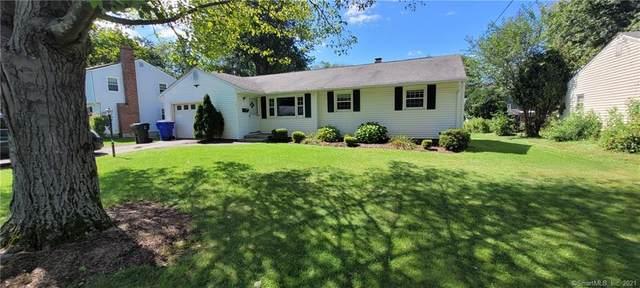 25 Laurel Drive, West Hartford, CT 06110 (MLS #170434677) :: Kendall Group Real Estate | Keller Williams