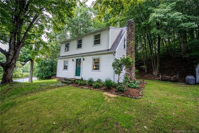 4 Quonnipaug Hill Road, Guilford, CT 06437 (MLS #170434712) :: Carbutti & Co Realtors