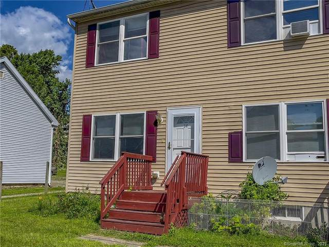 34 N Walnut Street #34, Plainfield, CT 06374 (MLS #170434733) :: Linda Edelwich Company Agents on Main