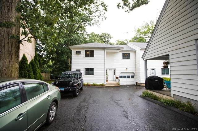 284 Hubbard Avenue #6, Stamford, CT 06905 (MLS #170434753) :: Around Town Real Estate Team