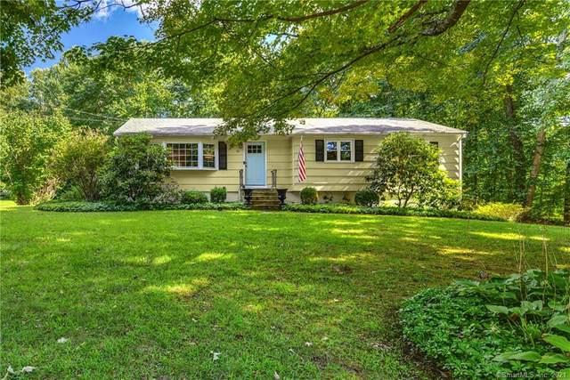 16 Heritage Road, Monroe, CT 06468 (MLS #170434819) :: Kendall Group Real Estate | Keller Williams