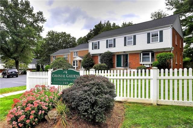 245 Sunnyridge Avenue #2, Fairfield, CT 06824 (MLS #170434834) :: Sunset Creek Realty
