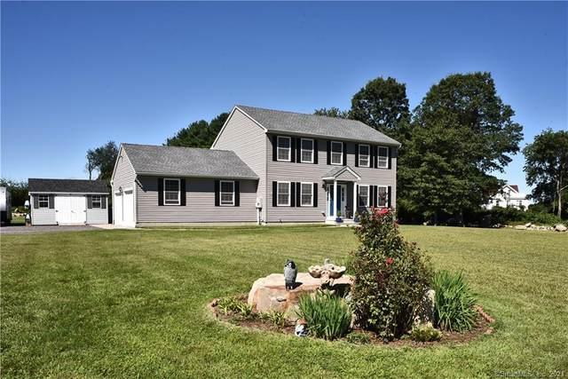 31 Prentice Williams Road, Stonington, CT 06378 (MLS #170434842) :: GEN Next Real Estate