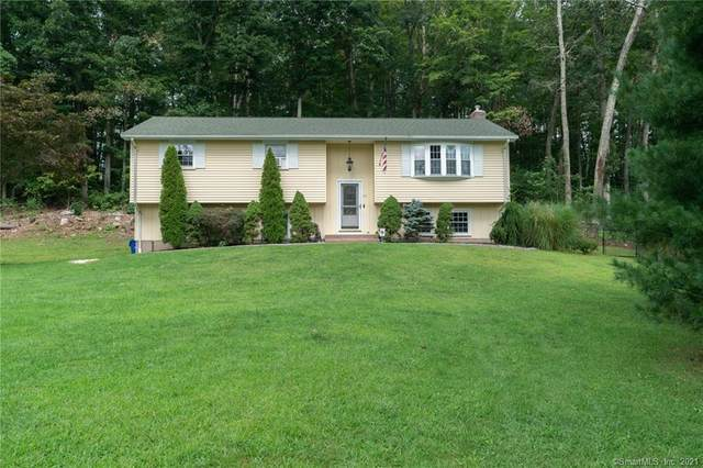 27 Cynthia Lane, Coventry, CT 06238 (MLS #170434860) :: Linda Edelwich Company Agents on Main