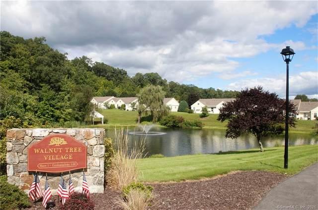 37 Elizabeth Circle #37, Newtown, CT 06482 (MLS #170434964) :: Michael & Associates Premium Properties | MAPP TEAM