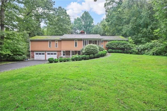 28 Newton Lane, Trumbull, CT 06611 (MLS #170434976) :: Kendall Group Real Estate   Keller Williams