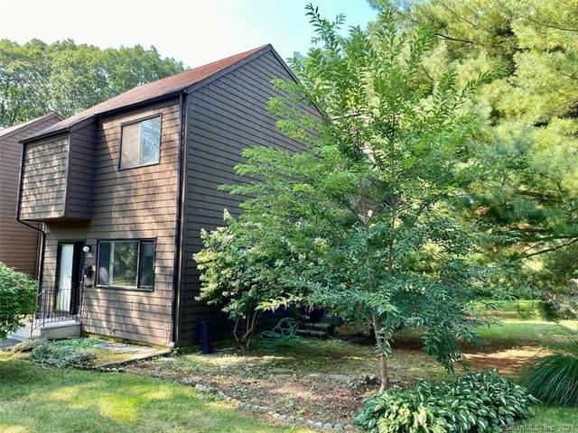 34 Hampton Park #34, Branford, CT 06405 (MLS #170434983) :: Linda Edelwich Company Agents on Main